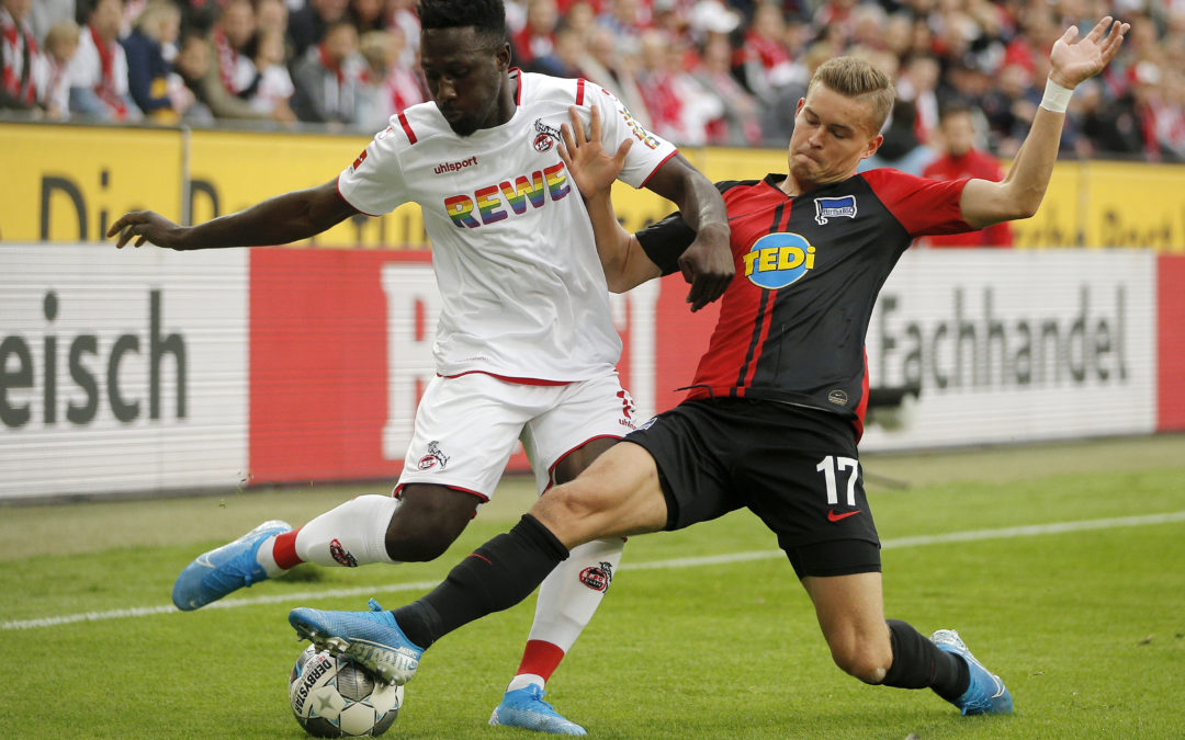 Herthaner im Fokus: 1. FC Köln – Hertha BSC