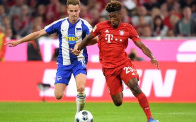 Herthaner im Fokus: FC Bayern München – Hertha BSC