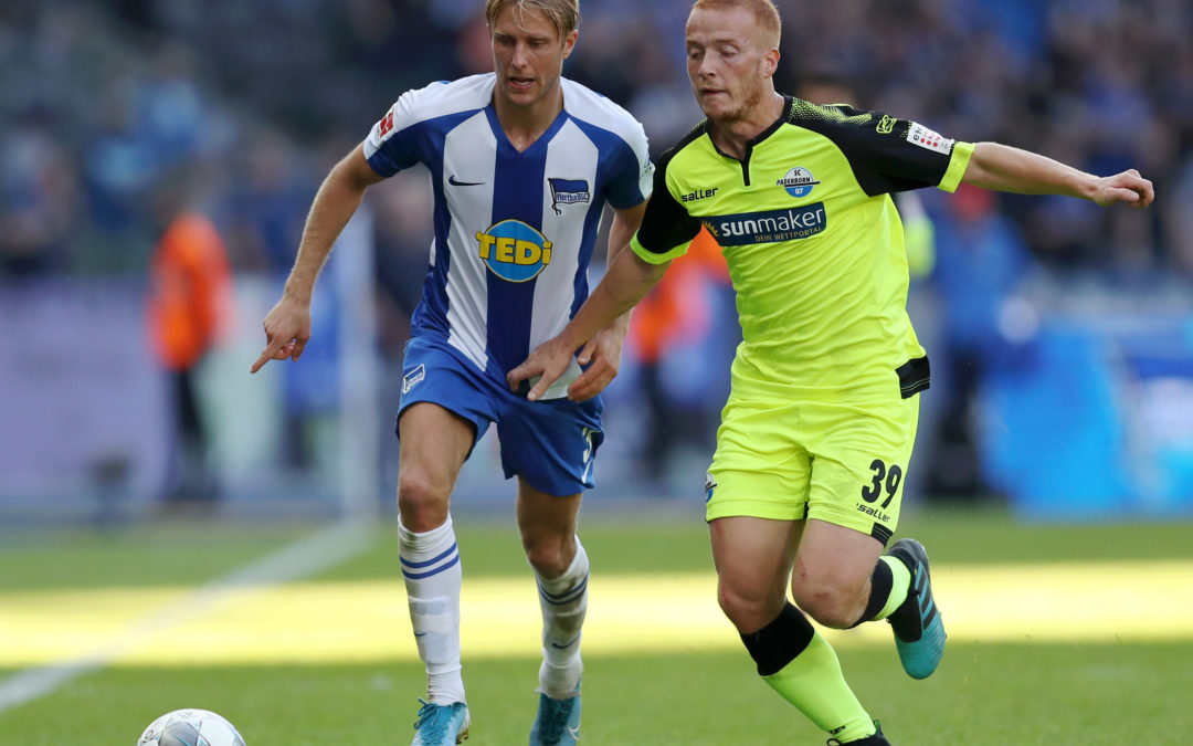 Herthaner im Fokus: Hertha BSC – SC Paderborn
