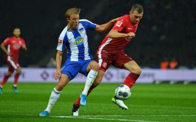 """Fortuna Düsseldorf – Hertha BSC: Abstiegskampf mit """"Déjà-vu"""""""