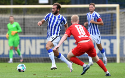 Herthaner im Fokus: Hertha BSC – Viktoria Köln
