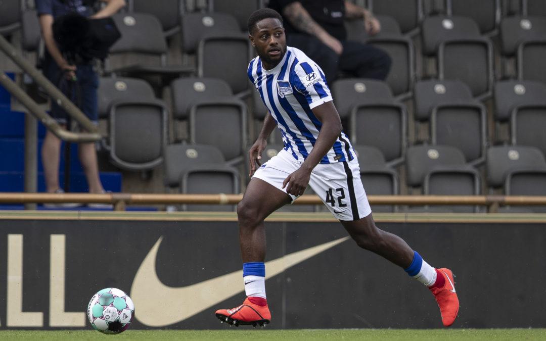 Deyovaisio Zeefuik – ein Kämpfer für die Hertha