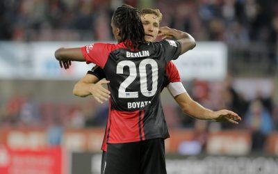 Neue Leader für die Hertha