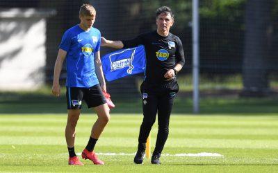 Marton Dardai – Zwischen Bundesligadebüt und Regionalligaunterbrechung