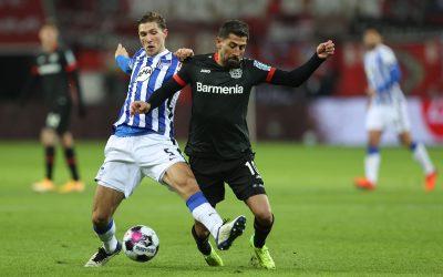 Herthaner im Fokus: Bayer Leverkusen – Hertha BSC