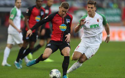 Vorschau: Hertha gegen das Überraschungsteam aus Augsburg