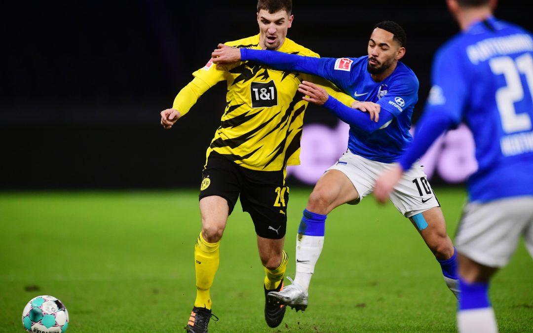 Herthaner im Fokus: Hertha BSC – Borussia Dortmund