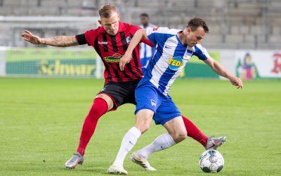 Vorschau: SC Freiburg – Hertha BSC: Von wegen Favorit