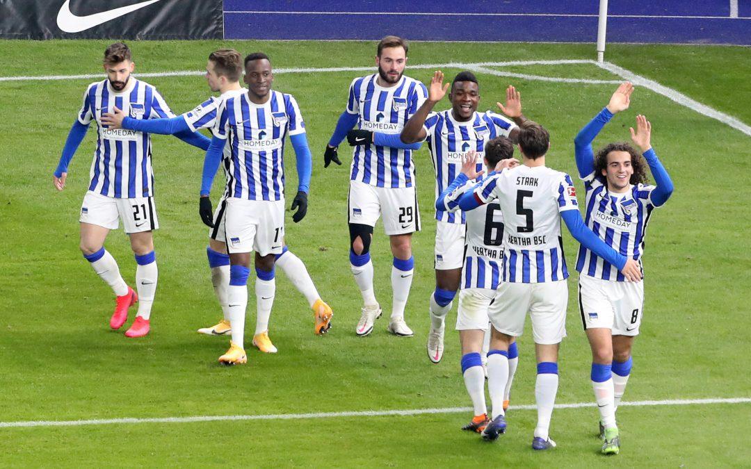 Herthaner im Fokus: Hertha BSC – FC Schalke 04
