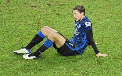 Flasche leer – Herthaner im Fokus nach Köln-Spiel mal anders