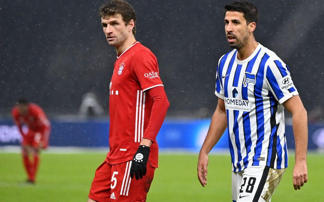 Herthaner im Fokus: Hertha BSC – FC Bayern München