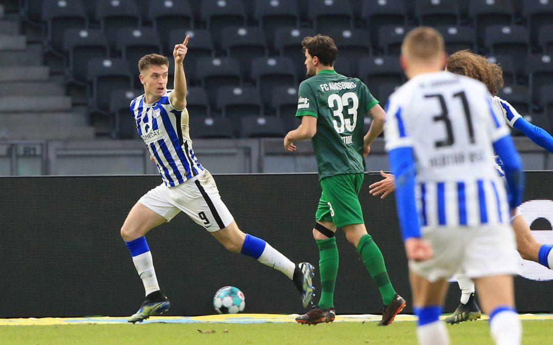 Herthaner im Fokus: Hertha BSC – FC Augsburg