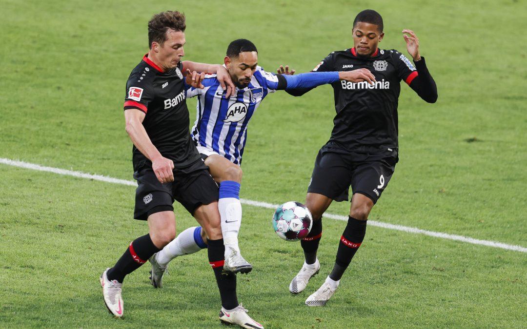 Hertha BSC – Bayer 04 Leverkusen: Punkte gegen die Abstiegsangst