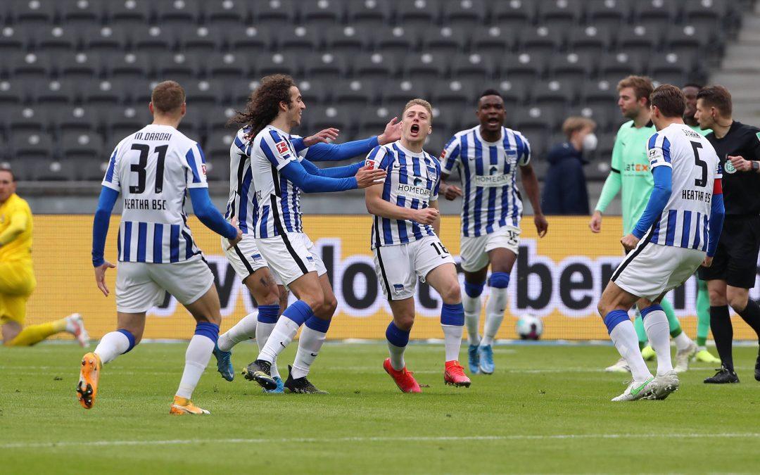 Herthaner im Fokus: Hertha BSC – Borussia Mönchengladbach