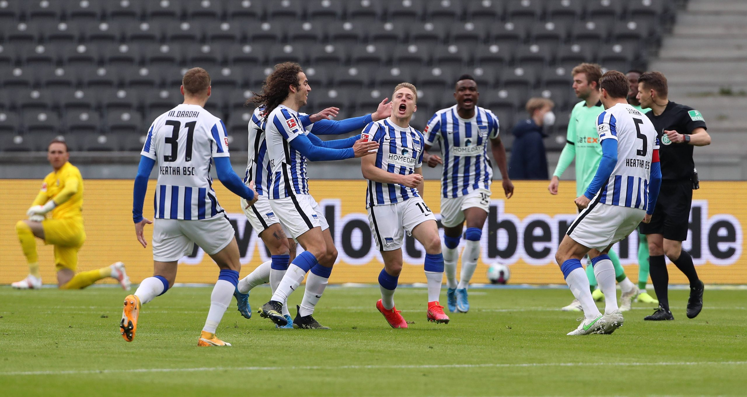 Hertha Mönchengladbach