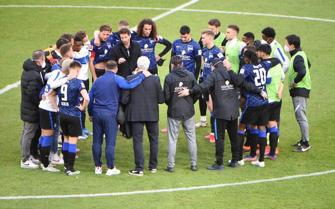 Zwischenbericht: Hertha holt Punkt in Mainz – was passiert gegen Freiburg?
