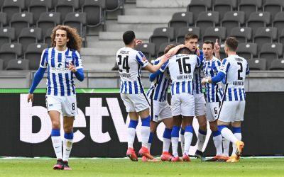 Zwischen zwei Spielen – Hertha hofft auf Siegesserie