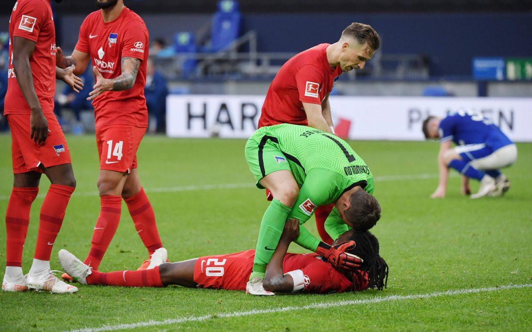 Hertha BSC: Mit letzter Kraft zum Klassenerhalt