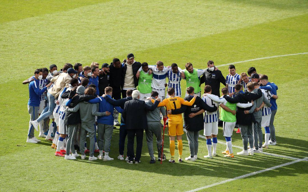 Herthaner im Fokus: Hertha BSC – 1. FC Köln
