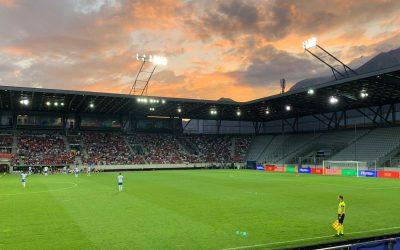 Hertha vs. Liverpool: (Endlich wieder) ein tolles Fußballerlebnis