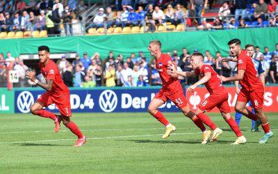 Herthaner im Fokus: Last-Minute-Sieg in Meppen