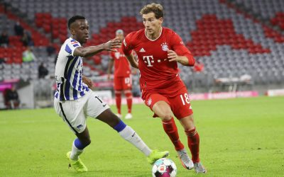 FC Bayern München – Hertha BSC: Do it again, Dodi!