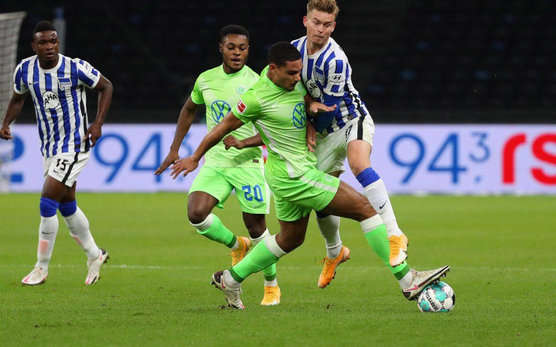 Hertha BSC – VfL Wolfsburg: Van Bommel vs. Dardai