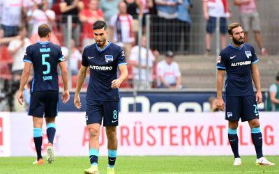 VfL Bochum – Hertha BSC: Mit Druck in den Pott