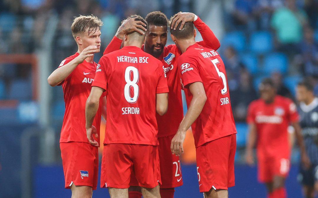 Hertha gegen Fürth: Aus Drei mach Sechs