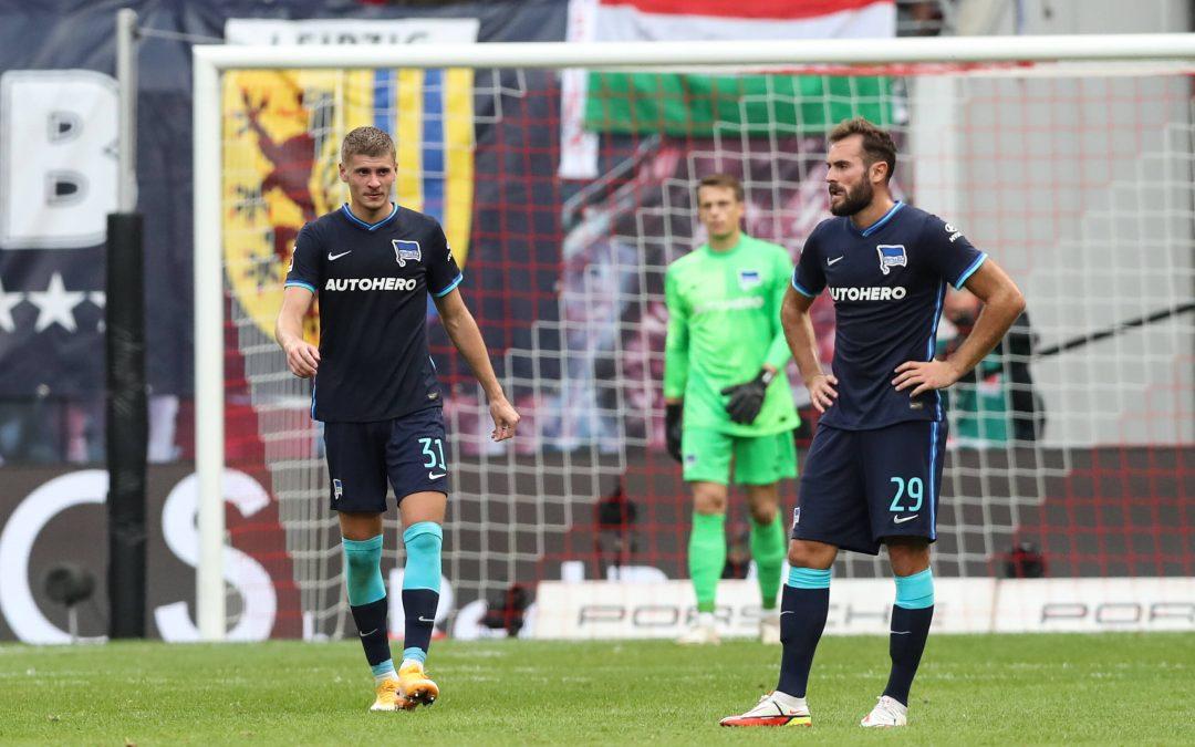 Herthaner im Fokus: Blamable Leistung in Leipzig